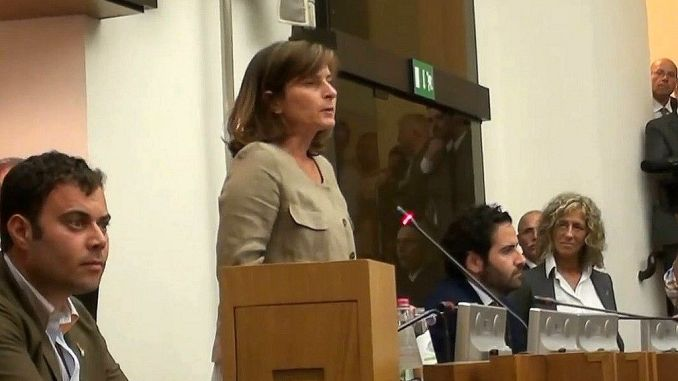 Donatella Porzi, presidente, ha convocato Assemblea legislativa umbra
