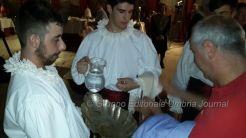 Quintana Festa a Palazzo d'oro e di Vento, ecco il menu
