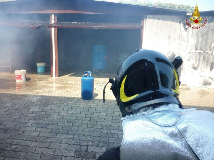 Esplosione Colombella Foto Vigili del Fuoco (3)
