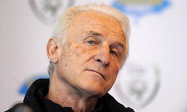 Giovanni Trapattoni a San Venanzo, è l'allenatore più titolato al mondo