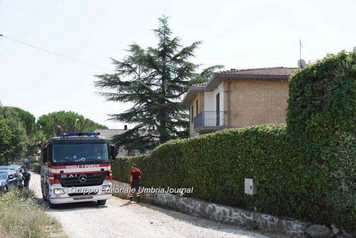 Gruppo Editoriale UmbriaJaournal - Esplosione di Colombella (1)