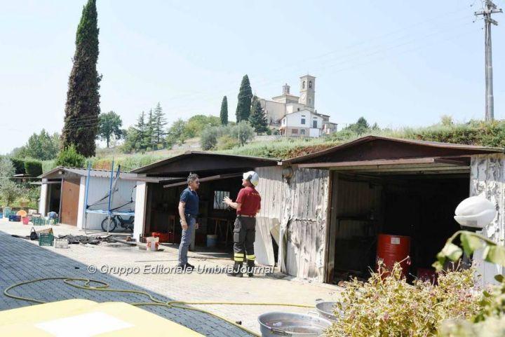 Gruppo Editoriale UmbriaJaournal - Esplosione di Colombella (13)