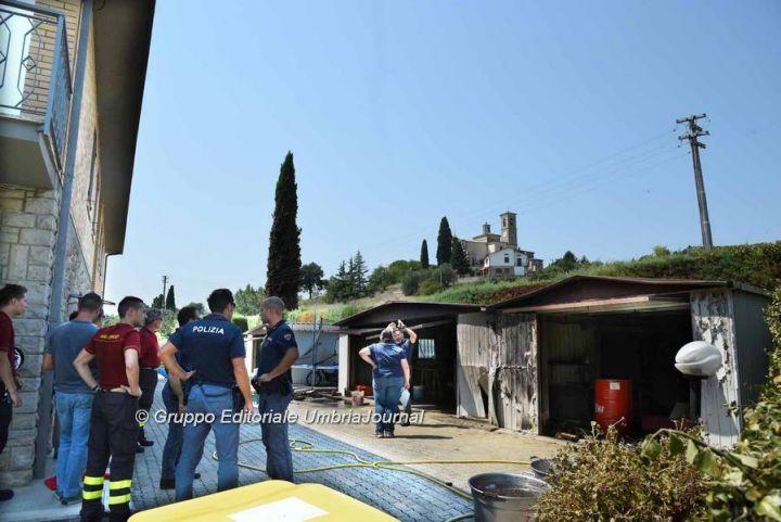 Gruppo Editoriale UmbriaJaournal - Esplosione di Colombella (9)