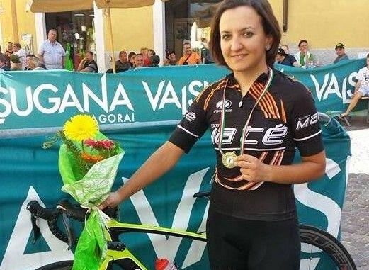 Jenny Narcisi, umbra di adozione e medaglia di bronzo ai Mondiali di paraciclismo
