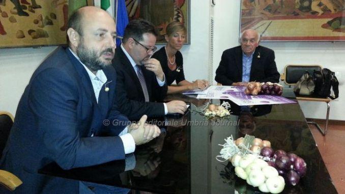 La Cipolla si svela a Cannara per la 35esima edizione