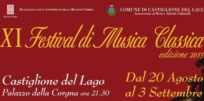 Al Festival di Musica Classica Stefano Ragni e Giuseppe Pelli insieme per Tullio Macoggi