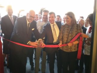 Befood Acquasparta, Catiuscia Marini inaugura nuovo stabilimento