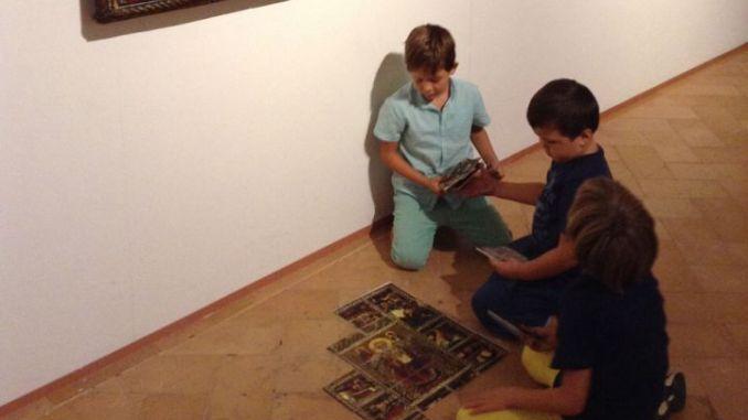 Icone sacre alla Galleria Nazionale dell'Umbria successo dell'iniziativa
