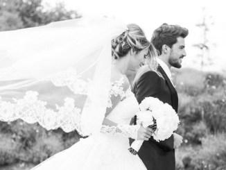 Il fashion blogger Mariano Di Vaio ha sposato la sua Eleonora
