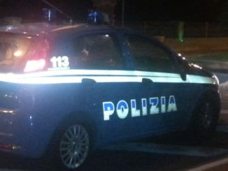 Retata notturna, Polizia arresta rapinatore alla Pallotta