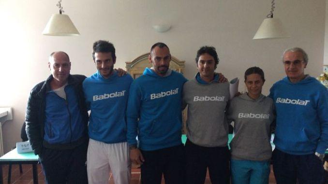 Presentata la nuova Scuola Tennis Perugia