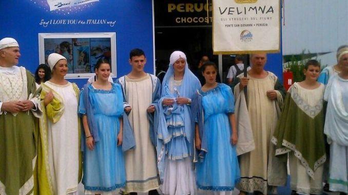Velimna, gli etruschi hanno conquistato Expo 2015