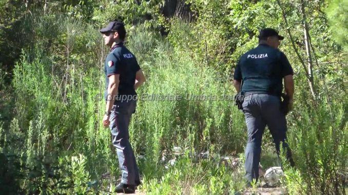 Blitz polizia in parco Perugia, due persone espulse per la terza volta