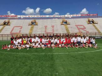 Open day scuola calcio, inizia una nuova stagione