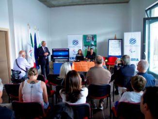 Il Centro Protesi Inail Vigorso di Budrio a Terni con il Cip Umbria