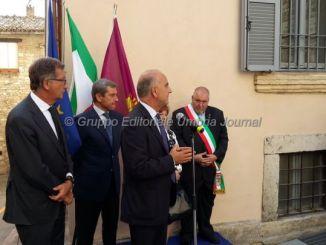 Inaugurata la nuova sede del Commissariato di Assisi