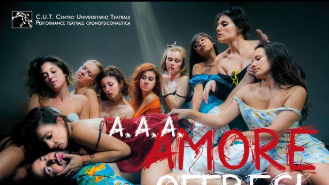 A.A.A. Amore offresi, spettacolo del CUT da sabato 31 ottobre