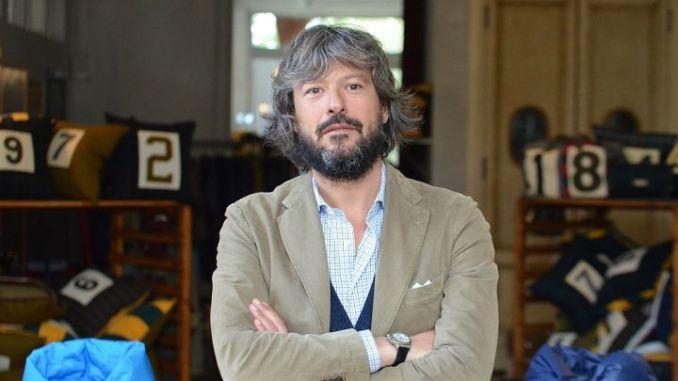 Il presidente del Cus Rugby Perugia, Alessio Fioroni
