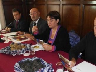 Presentazione Mostra mercato tartufo e patata bianca di Pietralunga