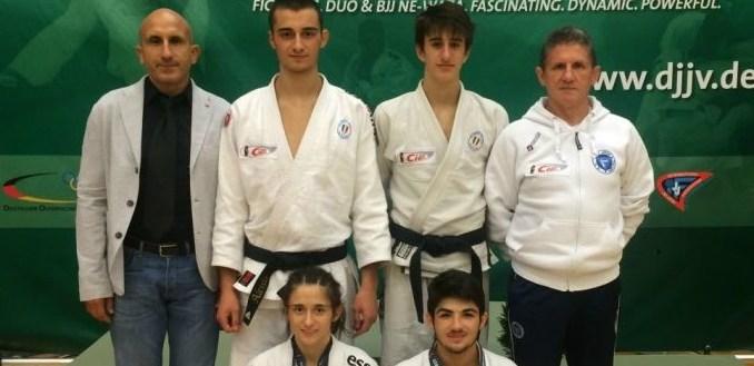 "Ju-Jitsu - Trofeo Internazionale ""German Open"""