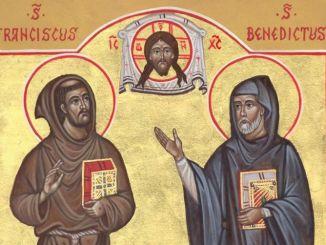Santi nello Statuto regionale, San Francesco e San Benedetto, mozione Claudio Ricci