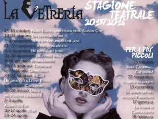 La Vetreria Teatro, a Castiglione del Lago la nuova stagione