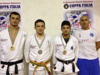 Coppa Italia, G.S. JU-Jitsu PG, perugini protagonisti