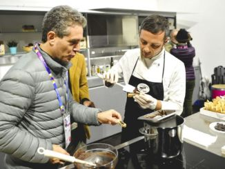 Eurochocolate e Farine Varvello collaborazione Cluster Cacao e Cluster Cereali e Tuberi