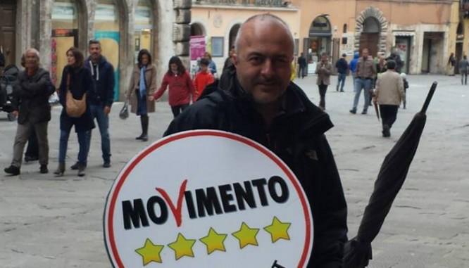 """M5S Perugia Michele Pietrelli a Romizi: """"Alla trasparenza non si rinuncia"""""""
