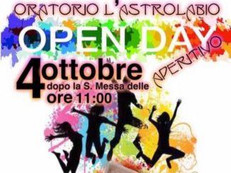 """Oratorio """"l'astrolabio"""" a Ponte d'Dddi, aperitivo per scoprire le novità delle attività"""