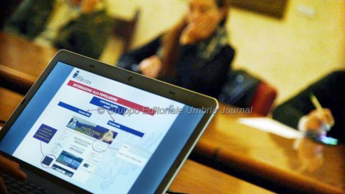 Rischio Tevere, presentato progetto e sito web Protezione Civile