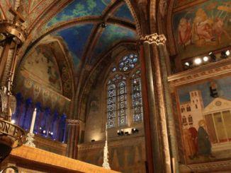 Assisi festeggia San Francesco, il messaggio del Papa