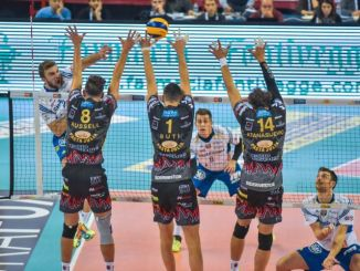 Esordio amaro per i Block Devils, Verona viola il Palaevangelisti 0-3