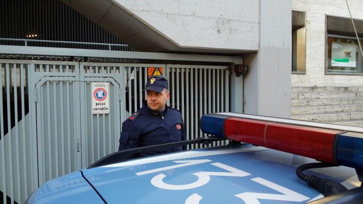 Polzia in Via del Macello a Perugia (7)