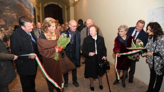 Inaugurati i percorsi espositivi dedicati ai due artisti umbri: Giorgio Maddoli e Antonio Ranocchia