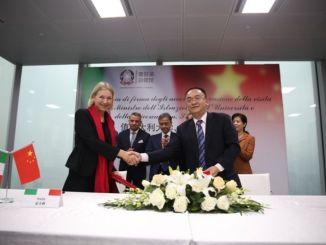 Nuovi accordi tra Ateneo di Perugia e Università Cinesi
