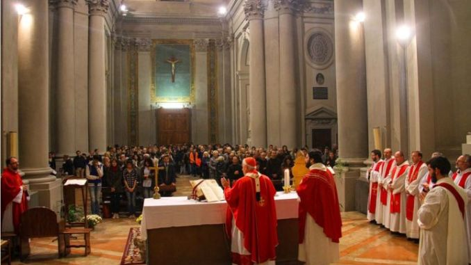 Celebrata a Perugia la solennità di sant'Ercolano