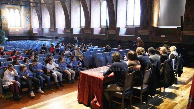 Giornata Mondiale Diritti Infanzia e Adolescenza, incontro Unicef in sala dei Notari