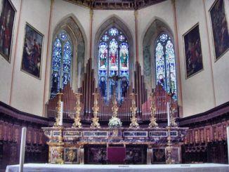 """Restaurato Organo """"Tamburini"""" Cattedrale di San Lorenzo"""
