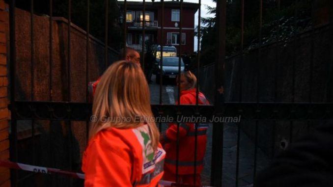"""Donna uccisa da marito a Perugia, Marini: """"Sono addolorata"""""""