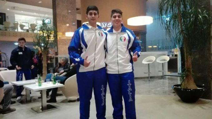 Karate umbro sul tetto del mondo, Rossi e Giannoni in finale
