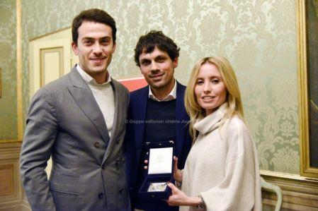 Beni culturali: Romizi ringrazia sposi Perugia per Art bonus