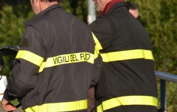 Incendio appartamento a San Sisto di Perugia, una persona intossicata