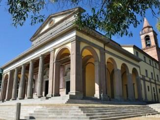 Apertura della Porta Santa del Santuario di Canoscio a Città di Castello