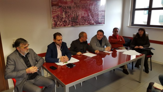 Cgil Perugia: senza lavoro non si interrompe il declino