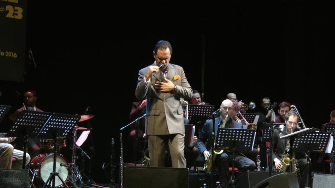Kurt Elling ad Umbria Jazz Winter #23 un crooner per Sinatra