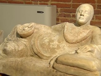 La tomba Etrusca e le sue meraviglie a Città della Pieve