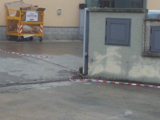 Polvere sospetta, allarme antrace alle Poste Ponte Valleceppi