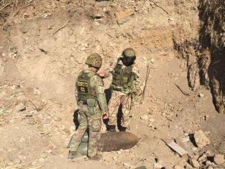 Italia divisa in due per una bomba d'aereo: interviene l'Esercito