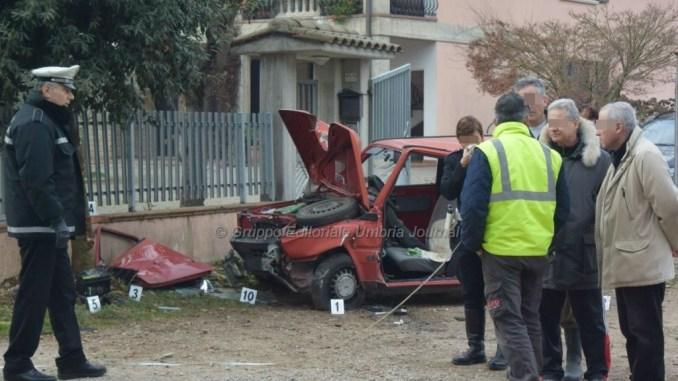 Incidente a Santa Maria Rossa, ancora grave la sorella maggiore